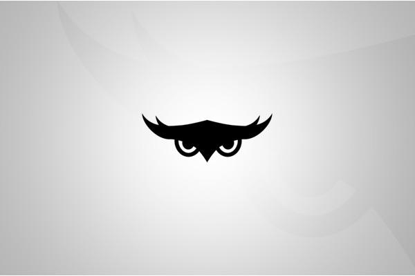 Owlmedia - logo by 8Creo