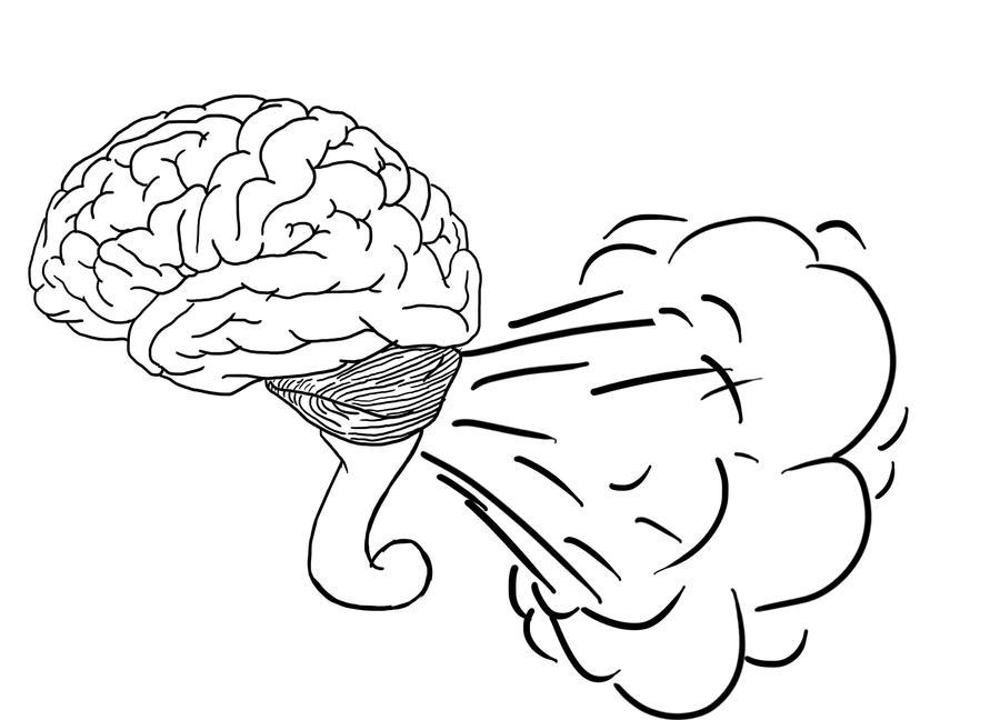 Amazon.com: WowWee Buttheads - Brainfart (Zombie ...