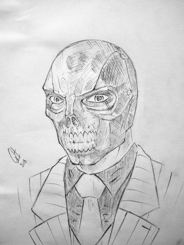 Black Mask by GordonJuws