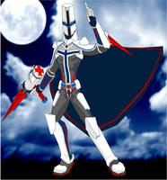 Sephirot Ranger by Tyrranux
