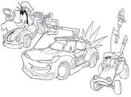 KH Cars by Tyrranux