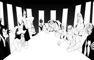 Disney and Marvel by Tyrranux