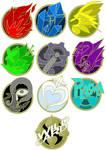 ZeFactor Element Types