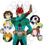 Kamen Rider Dante