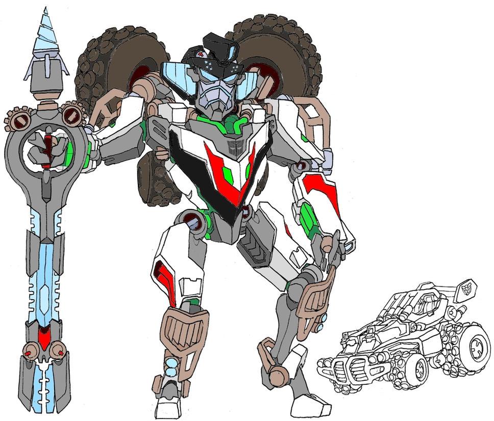 [IronStorm] Wheeljack_by_tyrranux-d4e4nz3