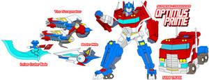 Autobot Optimus Prime B