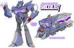 Decepticon Shockblast B