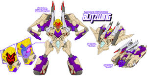 Decepticon Blitzwing