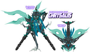 Decepticon Chrysalis
