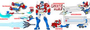 Autobot Optimus Prime A