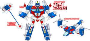 Autobot Ultra Magnus