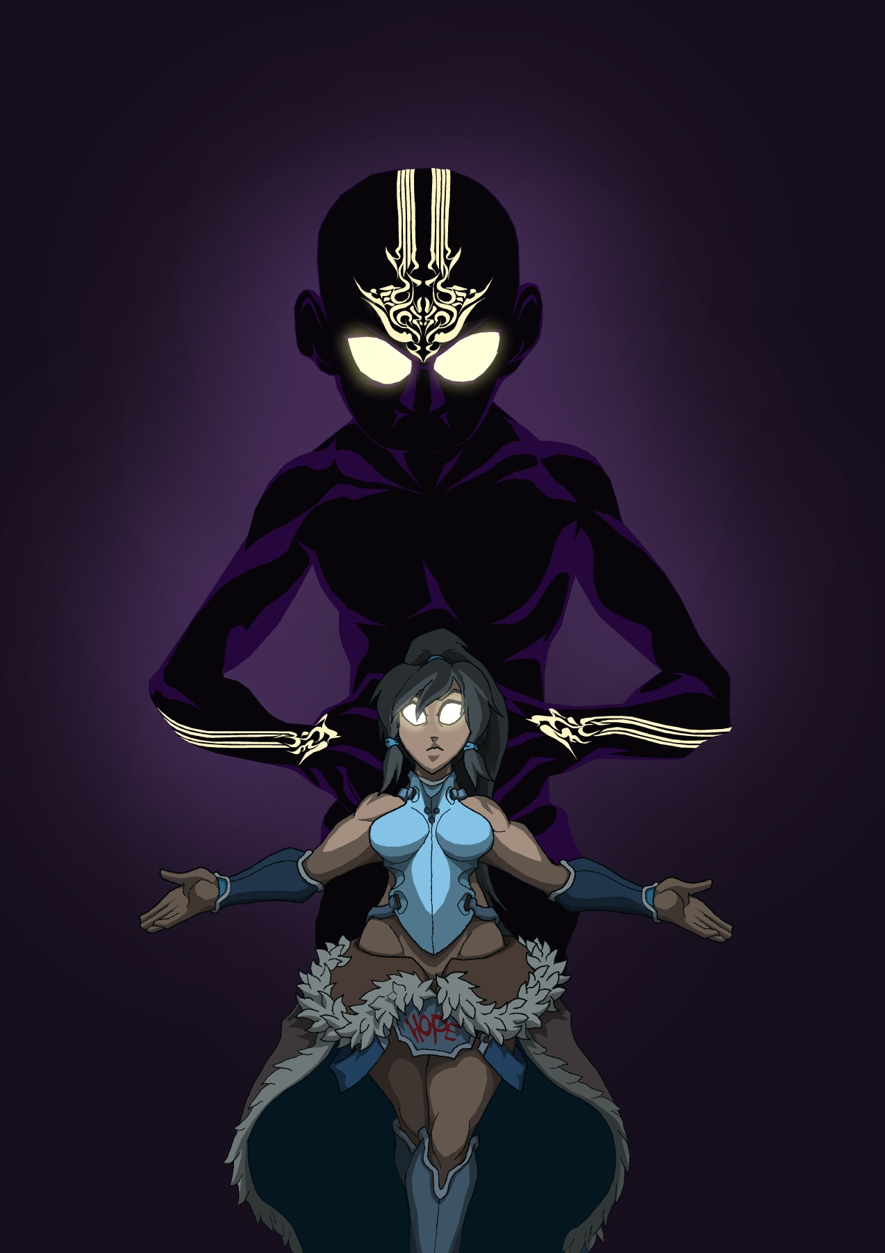 The Avatar State by Tyrranux on DeviantArt