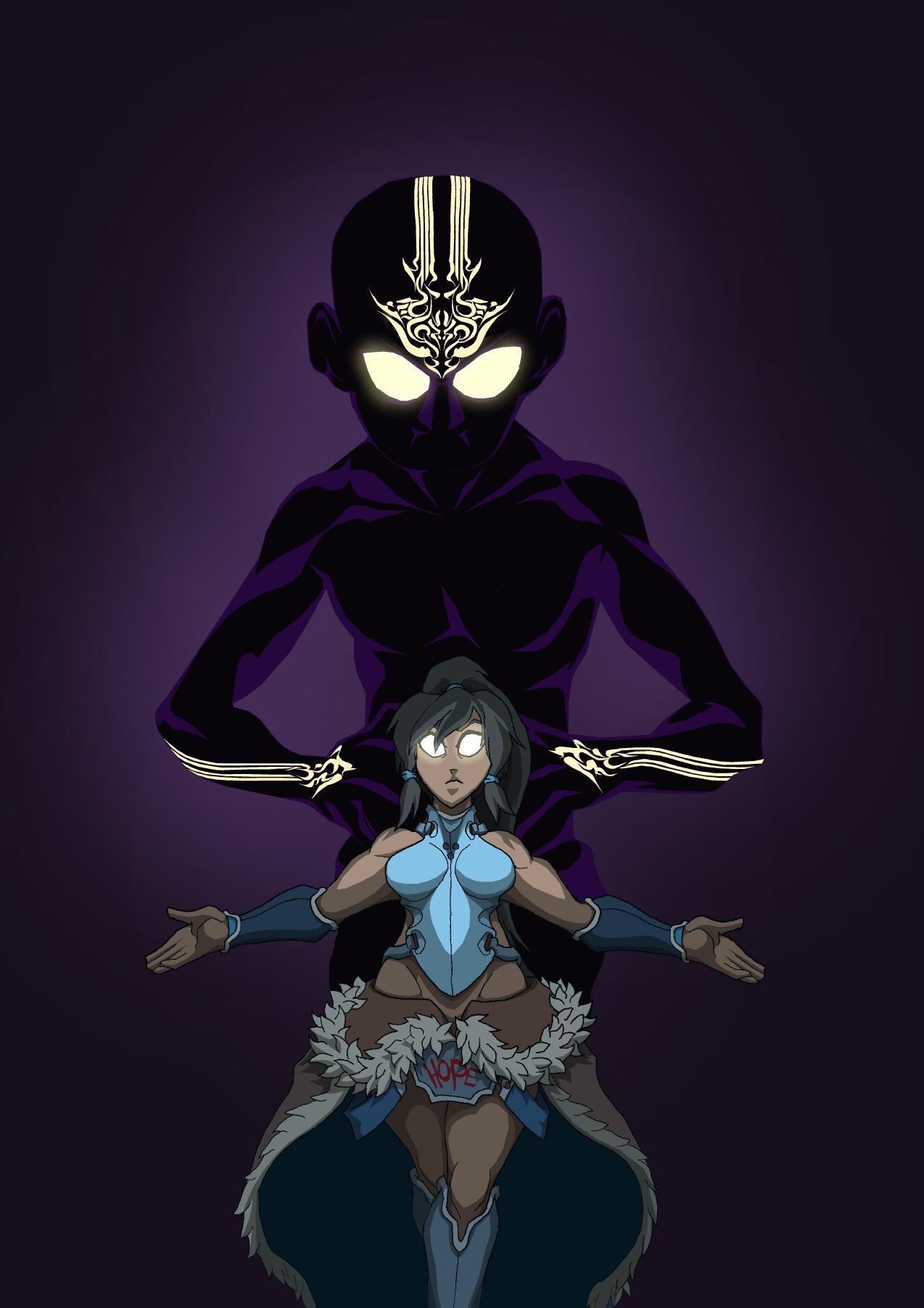 The Avatar State by Tyrranux on DeviantArt