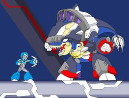 Blast Orca by Tyrranux