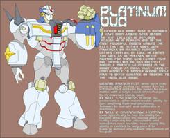 Platinum Duo by Tyrranux