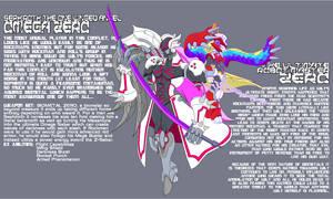 Omega Zero Sephiroth by Tyrranux