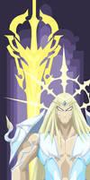 Gods of Olympus - Zeus by Tyrranux