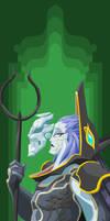 Gods of Olympus - Hades by Tyrranux