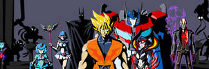 Fan Fiction Fuel - Bat Pack by Tyrranux