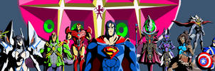 Fan Fiction Fuel - Super Avengers by Tyrranux