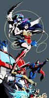 Fan Fiction Fuel - Justice League X