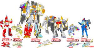 Autobot Neo Aerialbots