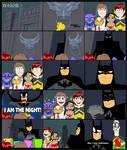 Did you know that Bruce Wayne is Batman? by Tyrranux