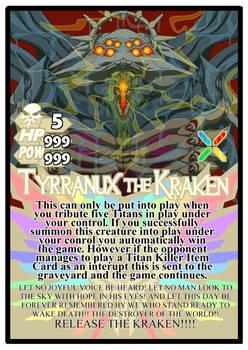 Titan Clash Kraken