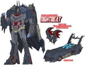 Autobot Nightbeat
