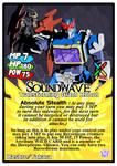 Titan Clash Soundwave