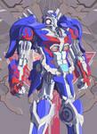 AOE Optimus Prime