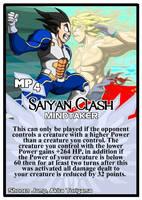 Titan Clash Saiyan Clash by Tyrranux