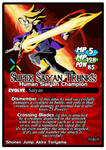Titan Clash Super Saiyan Trunks