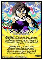 Titan Clash Son Gohan by Tyrranux