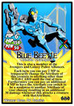 Titan Clash Blue Beetle