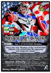 Titan Clash Christened Captain America