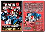 TRANSFORMERS - Autobot Super Optimus