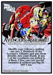 Titan Clash Avengers Assemble