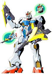 333[M-C-R-S]003 Gundam Melchior