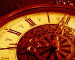 Classic Old Clock