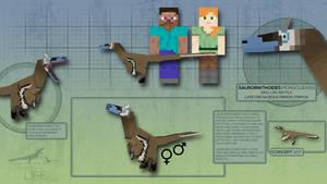 Back To Life // Saurornithoides mongoliensis