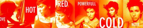 Da Mila, Love, hot, red... by MaxCrandale