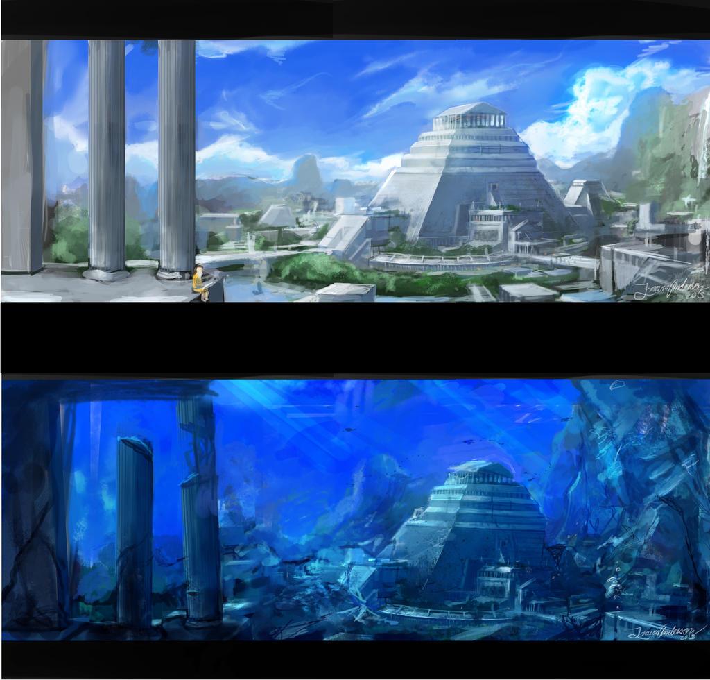 Atlantis by Travis-Anderson