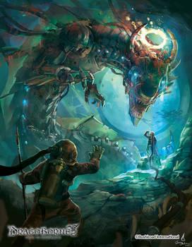 Bushiroad Dragon commission