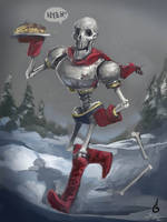 A very late Papyrus