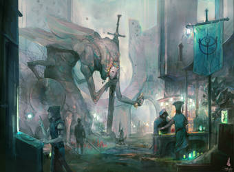 Tabula games: The Merchants by Travis-Anderson