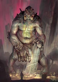 Mysthea: The Crystal Eater