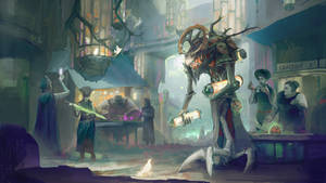 Volfyirion: Market by Travis-Anderson