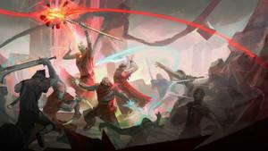 Volfyirion: Battle