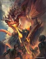 Molten Breath: dragoborne